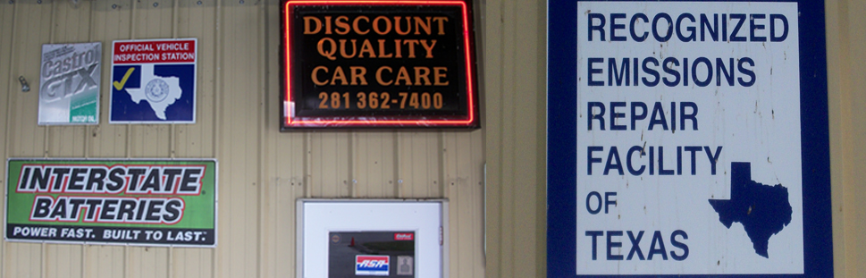 Discount Quality Car Care